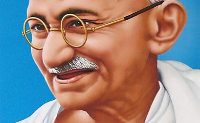 چند سخن از گاندی