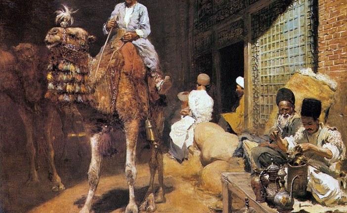 داستان دنباله دار و تاریخی یک عیار و چهل طرار